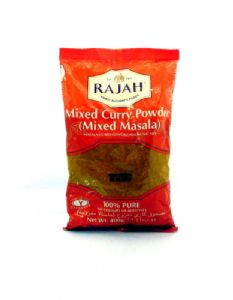 Rajah Mixed Curry Powder (Mixed Masala) | Buy Online at The Asian Cookshop.